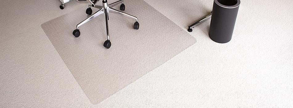 bodenschutzmatte ecoblue f r teppichboden. Black Bedroom Furniture Sets. Home Design Ideas